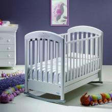 Кроватка для новорожденного Baby Italia Cinzia Lux. Характеристики.