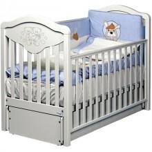 Кроватка для новорожденного Baby Italia Gioco Lux (маятник). Характеристики.