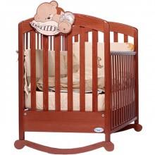 Кроватка для новорожденного Baby Italia Leo - качалка. Характеристики.