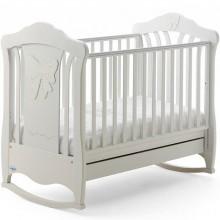 Кроватка для новорожденного Baby Italia Mimi. Характеристики.