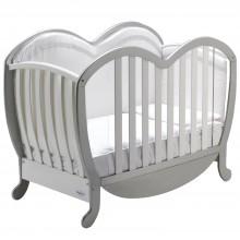 Кроватка для новорожденного Baby Italia Victor с матрасом и бельем. Характеристики.