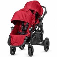 Прогулочная коляска для двойни Baby Jogger City Select Double. Характеристики.