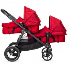 Коляска для двойни Baby Jogger City Select Double (2в1). Характеристики.