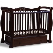 Детская кроватка с маятником Baby Luce Лучик
