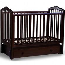 Детская кроватка с маятником Baby Luce Слава 2