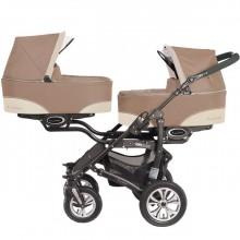Коляска для двойни BabyActive Twinny. Характеристики.