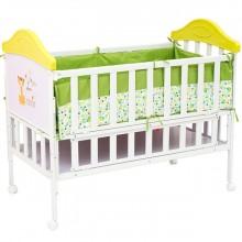 Кроватка для новорожденного Babyhit Sleepy. Характеристики.