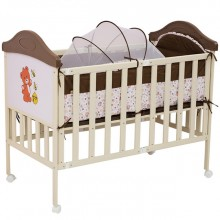 Кроватка для новорожденного Babyhit Sleepy Compact. Характеристики.