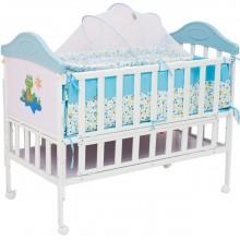 Кроватка для новорожденного Babyhit Sleepy Extend. Характеристики.