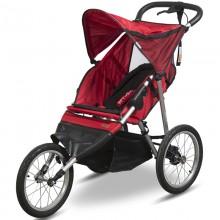 Прогулочная коляска BabyTrold Trille Jogger. Характеристики.