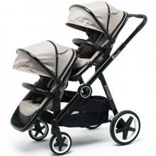 Прогулочная коляска для двойни BabyZz Dynasty Double