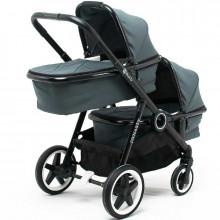 Коляска для новорожденных для двойни BabyZz Dynasty Twin