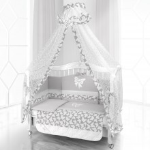 Комплект постельного белья Beatrice Bambini Unico Farfalino