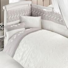 Комплект постельного белья Bebe Luvicci Elegante 6 предметов
