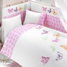 Комплект постельного белья Bebe Luvicci Little Wings 6 предметов