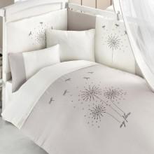 Комплект постельного белья Bebe Luvicci My Flore 6 предметов