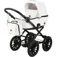 Классическая коляска Bebe-Mobile Gusto Retro Deluxe 2 в 1