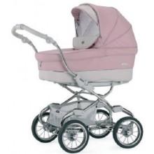 Коляска для новорожденного Bebecar Stylo AT. Характеристики.