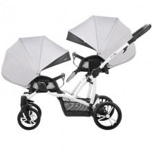 Прогулочная коляска паровозиком Bebetto 42 Sport Comfort. Характеристики.