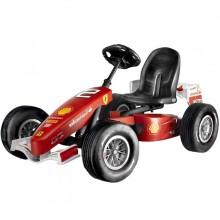 Веломобиль Berg Ferrari F150 Italia pedal go-kart F1 BFR K. Характеристики.