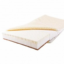 Матрас 140x70 см Babysleep BioLatex Linen