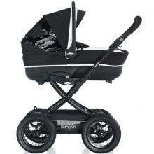 Коляска для новорожденного Brevi Rider. Характеристики.