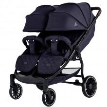 Прогулочная коляска для близнецов Bubago Model Q Duo