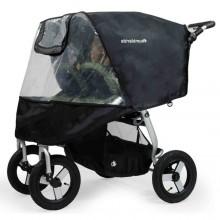 Дождевик для коляски для двойни Bumbleride Rain Cover Twin