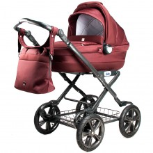 Коляска для новорожденного CAM Linea Sport. Характеристики.