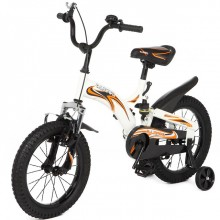 Велосипед детский  Capella G16BA. Характеристики.