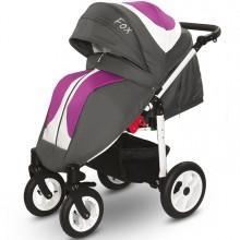 Прогулочная коляска Car-Baby Fox. Характеристики.