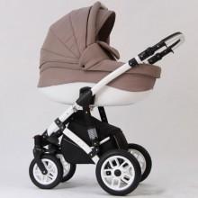 Коляска 3 в 1 Car-Baby Сoncord Lux 3в1. Характеристики.