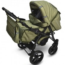 Коляска-трансформер Car-Baby Sport
