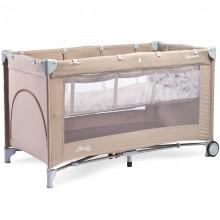 Манеж-кровать Caretero Basic. Характеристики.