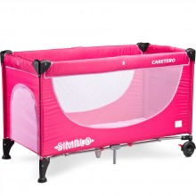 Манеж-кровать Caretero Simplo. Характеристики.