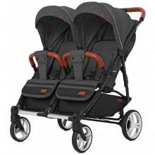 Прогулочная коляска для двойни Carrello Connect