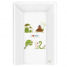 Матрац пеленальный Ceba-Baby Жесткий с изголовьем на кровать 120x60 см