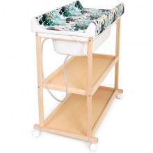 Пеленальный стол с матрасиком Ceba-Baby Laura