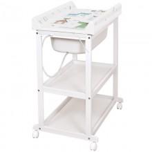 Пеленальный стол Ceba-Baby Laura. Характеристики.