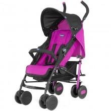Коляска-трость Chicco Echo stroller с бампером. Характеристики.