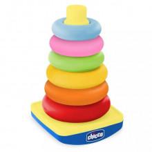 Игрушка-пирамидка Chicco Ring Tower