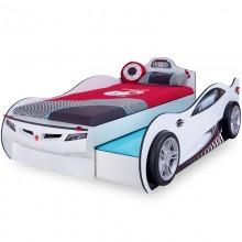 Кровать-машина Cilek Coupe c выдвижной кроватью
