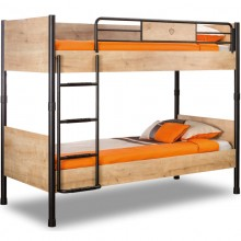 Двухъярусная кроватка Cilek Mocha 20.30.1401.00