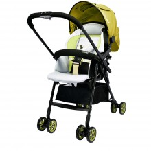 Прогулочная коляска Combi Well Comfort. Характеристики.