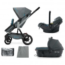 Коляска 3 в 1 Concord Wanderer Travel Set. Характеристики.