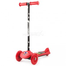 Самокат Small Rider Cosmic Zoo Scooter. Характеристики.
