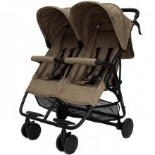 Прогулочная коляска для двойни Cozy Smart 3K 22