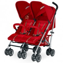 Cybex Twinyx hot spicy