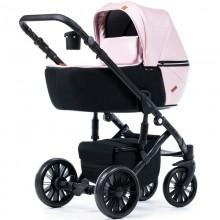 Детская коляска для новорожденного DeLorean Active 2 в 1