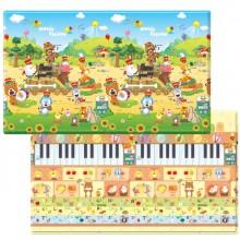 Игровой коврик Dwinguler Sound PlayMat. Характеристики.